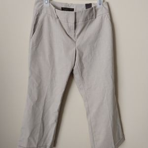 New Limited Cassidy Fit Khakis Size 4